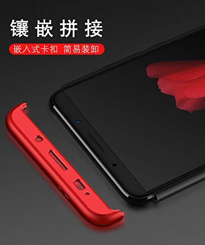 En Housse Étui Ultra Compatible 1 Hybride Mince 3 rayures Anti Huawei Pro Dur Mate10 Lite 10 Pc 10 Protector Mat Shell Avec Cas Or Noir OkXPZiu