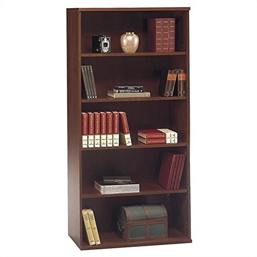 042976244149 - Series C:Open Double Bookcase carousel main 1