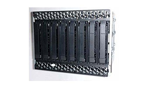 Intel 8x2.5 inch Hot Swap SAS/NVMe COMBO Drive Bay Kit AUP8X25S3NVDK 2.5'' Carrier panel Negro, Acero inoxidable - Drive bay panel (Corriente alterna, De serie) Intel 8x2.5 inch Hot Swap SAS/NVMe COMBO Drive Bay Kit AUP8X25S3NVDK 2.5 Carrier panel Negro