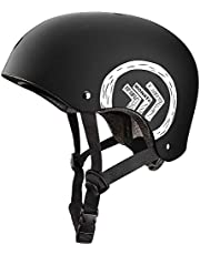 MONATA Skateboard Helmet with CPSC Certified for Skate Helmet Youth or Adults Multisport Roller Skating Skateboarding Cycling Scooter Longboarding Rollerblading