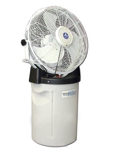 Schaefer PVM-18 18'' Misting Fan with Pump Base & Cooler by Schaefer