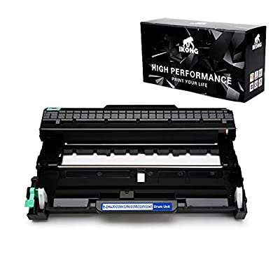 IKONG Compatible Drum Unit for Brother DR420 Works with Brother HL-2270DW HL-2280DW HL-2230 HL-2240D HL-2240, MFC-7860DW MFC-7360N MFC-7460DN, DCP-7065DN DCP-7060D, Intellifax-2840