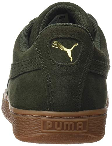 Team Gold Forest puma Vert Mixte Suede 46 Baskets Basses Night Classic Puma Adulte 4BwFvqngnx