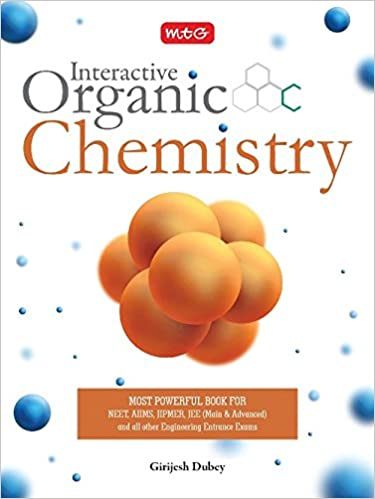 Interactive Organic ChemistryPaperback– 4 Jan 2018 - byGirijesh Dubey