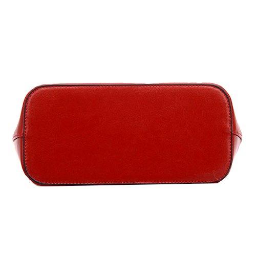 GSPStyle, Borsa a spalla donna Rosso rosso