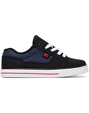 Boy's Tonik SP Canvas, Rubber Skate Sneakers