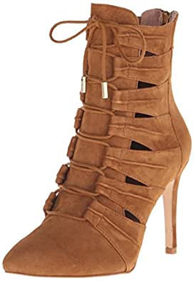 Joie Women's Jelka Boot, Whiskey Suede, 9 M US