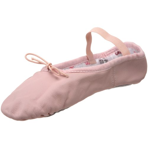 Bloch Dance Bunnyhop Slipper Ballet Flat (ToddlerLittle KidBig Kid)Pink8 D US Toddler