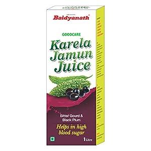Baidyanath Karela Jamun Juice – Helps M...