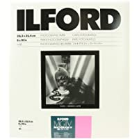 Ilford Multigrade IV RC Deluxe Resin Coated VC Variable Contrast Black & White Enlarging Paper - 8x10 - 25 Sheets - Glossy Surface