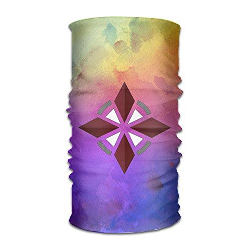 [MGTER66 U.S.S Resident Evil Stylish Multifunctional Headkerchief] (Resident Evil 5 Alice Costume)
