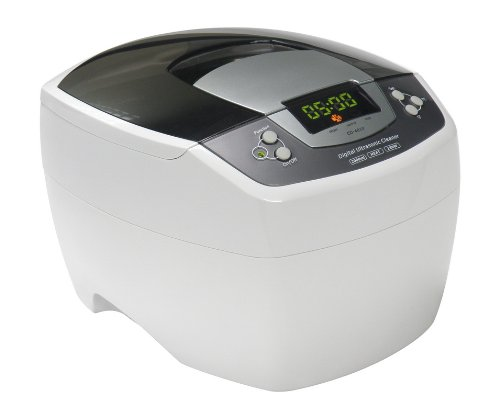 iSonic P4810 Commercial Ultrasonic Cleaner, 2.1Qt/2L, 110V for DIY Liposomal, Herb Extraction