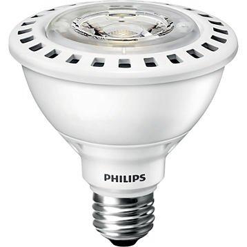 (6-Pack) Philips 435321 12PAR30S/F35 2700 DIM AF SO 12-Watt (75W Equal) 2700K PAR30S Dimmable LED 36 Degree Flood Light Bulb