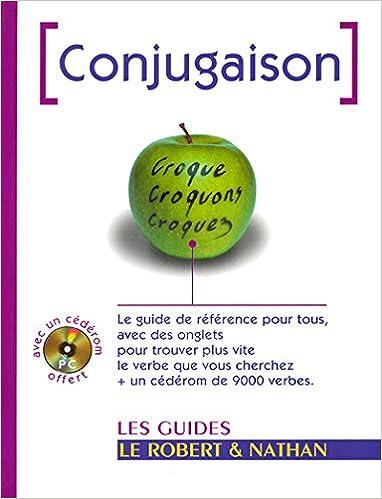 Conjugaison Des Verbes Francais Avec Cd Rom Ɯ¬ ɀšè²© Amazon