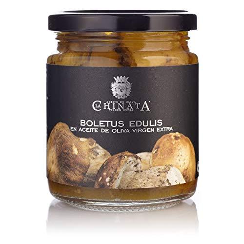 Boletus en Aceite de Oliva Virgen Extra (230 g) – La Chinata