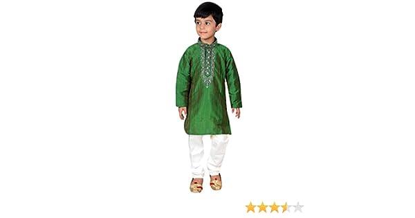 Desi Sarees Niños India Sherwani Kurta Pajama Salwar Kameez ...