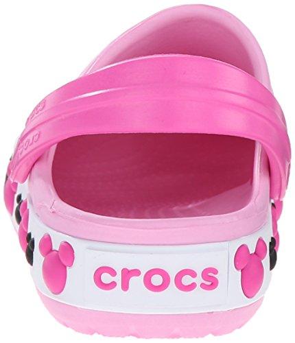 Clog Piccolo Crocs Mickey Iv Bambino K bambino Crocband Carnation AAwOqpvR