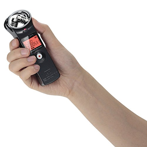 Zoom H1 Handy Recorder Plus Accessory Kit by Zoom (Image #3)