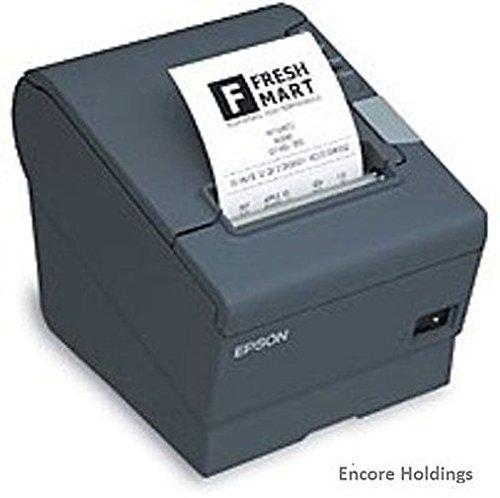 MS Cash Drawer C31CA85330 TM-T88V THERMAL RECEIPT PRINTER (USB/ETHERNET E03, ENERGY STAR, PS180) - COLOR: