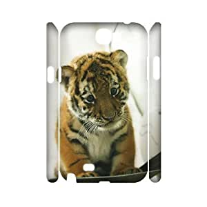 Tiger 3D-Printed ZLB578711 Unique Design 3D Phone HTC One M7