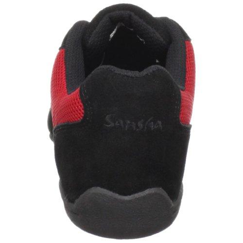 Red Sneaker black Sansha Dance 3 Blitz zwx7qq6g4