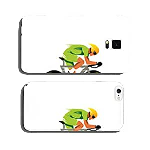 Bike track racing vector sign cell phone cover case iPhone5