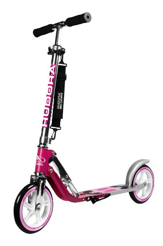 HUDORA Big Wheel GS 205, 880 x 330 x 1035 mm, magenta/silber