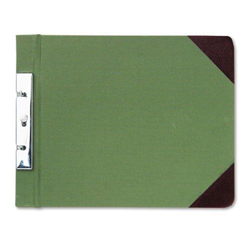 Canvas Sectional Post Binder (Wilson Jones Canvas Sectional Post Binder, 8 1/2 x 11, 2-3/4 Center,)