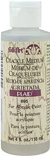 product image for FolkArt Medium (4 Ounce), 695 Crackle
