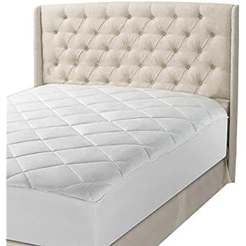 Amazon Com Downright 100 Cotton Top Mattress Pad Twin