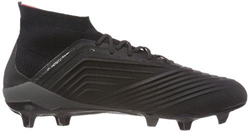 Reacor Fg Cblack 18 Hommes cblack Predator Souliers Foot Reacor Pour De Noirs 1 Adidas qwY4O