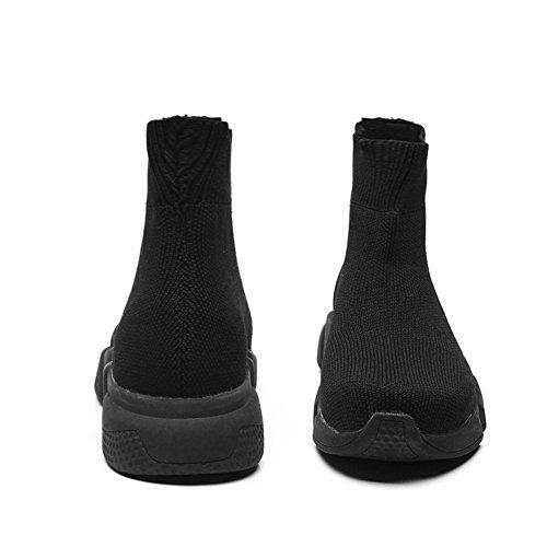 Respirant Athlétique Outdoor Léger Baskets Sneakers Chaussures Hommes Sliper Noir Mode Femmes q0BOYO