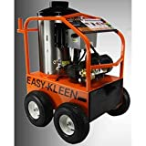1500 PSI Pressure Washer - Easy-Kleen EZO1520E Commercial Hot Water Electric Pressure Washer, 2 GPM, 1500 psi, 1750 rpm Electric Drive, 2V/110V/1 Phase, Orange