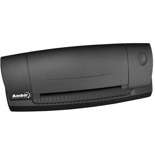 Image of Ambir PS667 Sheetfed Scanner - 600 dpi Optical Business Card Scanners