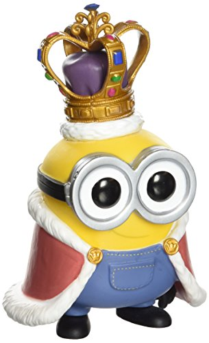 Funko Pop Movies Minions King Bob Minion Vinyl Figure