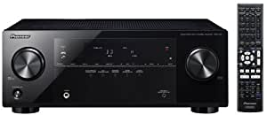 Pioneer VSX-521-K 5.1 Home Theater Receiver, Glossy Black (Discontinued by Manufacturer)