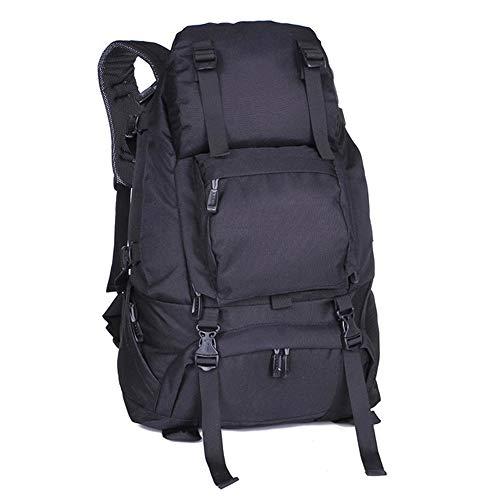 (Rcircle Lightweight Outdoor Hiking Backpack, 40L Waterproof Men Women Daypack Rucksack Bag for Weekender Camping, Backpacking Traveling, Trekking, Climbing, Mountaineering- Large (Color : C))