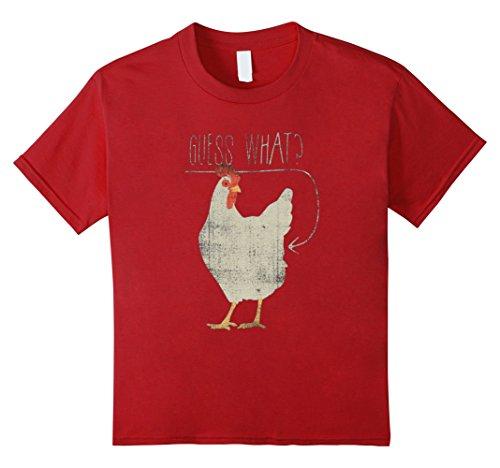 kids chicken shirt - 9