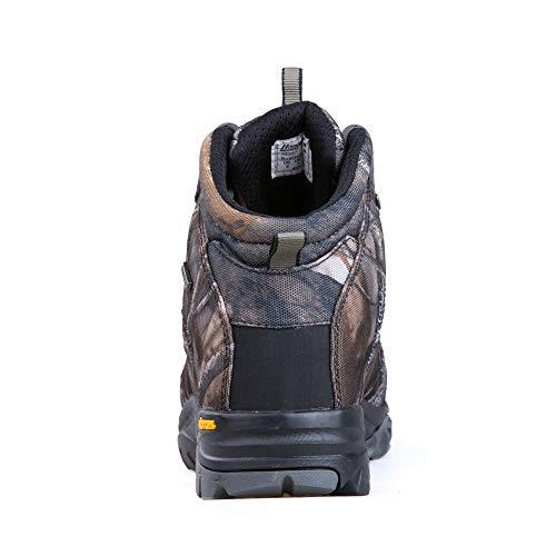 Treasu-LQ Chaussures de randonnée et de Trekking Montantes en Plein air Unisexes Chaussures de Chasse imperméables… 4