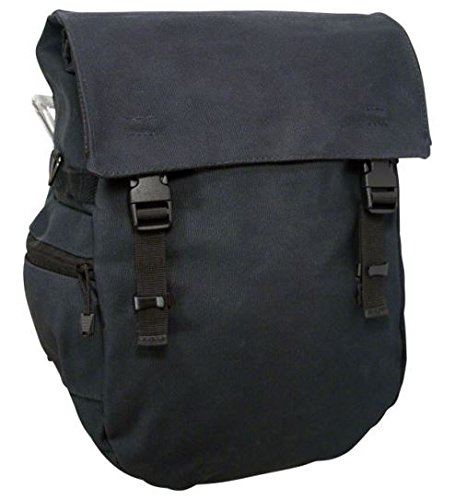 Banjo Brothers 05010 Canvas Waterproof Pannier Backpack