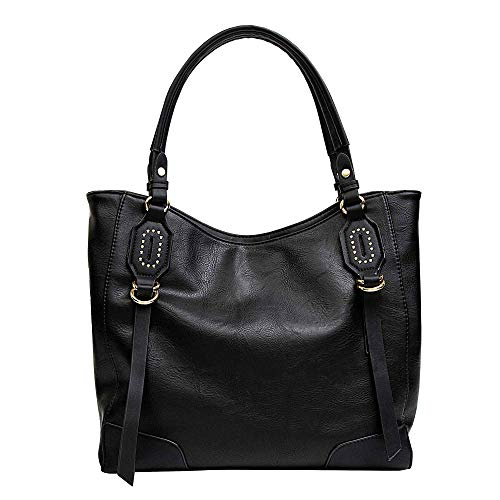 KILAMAL Hobo Handbag Soft Leather Shoulder Handbag for Women Ladies Work Bag