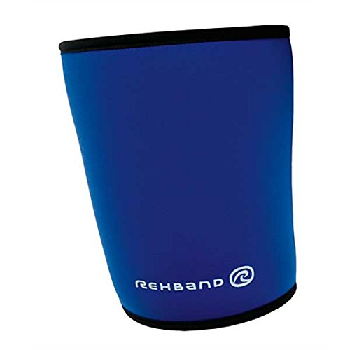 Rehband Mens Thigh Support - M, Blue by