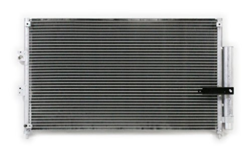 A/C Condenser - Pacific Best Inc For/Fit 3531 06-11 Honda Civic Sedan EX EX Navi/SI/SI Navi Hybrid 09-11 GX MDL