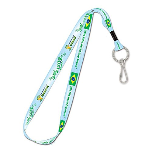 Brazil WinCraft 2014 FIFA World Cup Gameday Lanyard