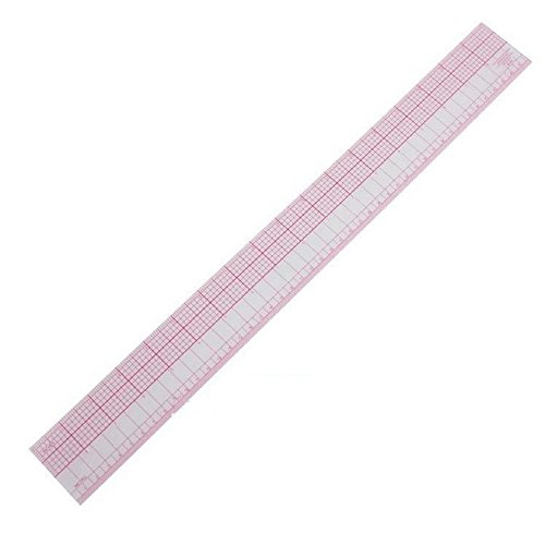 Lautechco Professional Clothing Student Teacher Designers Curve Ruler For Dressmaking Tailor Support Tools And Easy Sewing Pattern Ruler (B-95 grading feet)