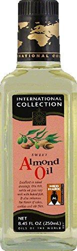 Internation Collection Almond Oil, 8.45 Oz - 6 Per Case.