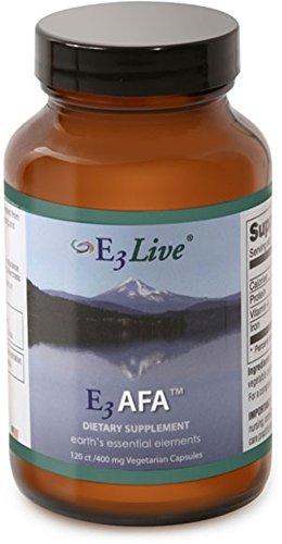 (E3AFA 120ct (400mg) 1 bottle)