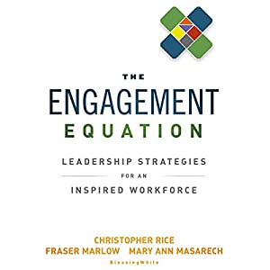 The Engagement Equation Audiobook