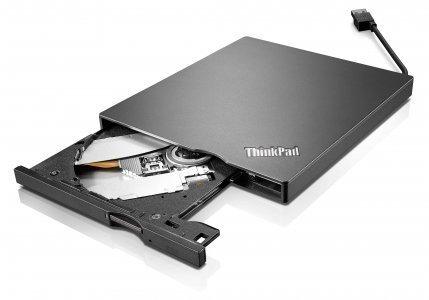 Lenovo ThinkPad UltraSlim USB DVD Burner - T - 4XA0E97775