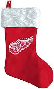 NHL Detroit Red Wings Light Up Felt Stocking